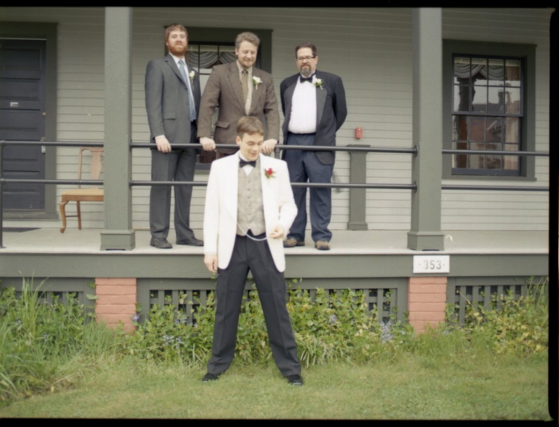 jeff n' groomsmen