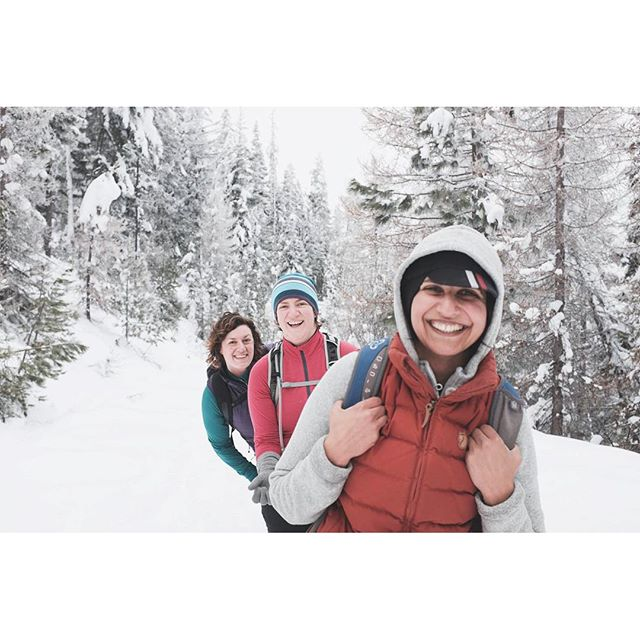 Snow buddies from the weekend #pnw #pnwwonderland #igers_seattle