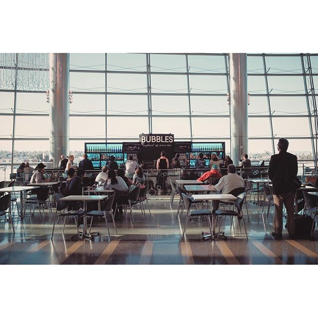 Watching the #superbowl at the airport #sandiego #x100t