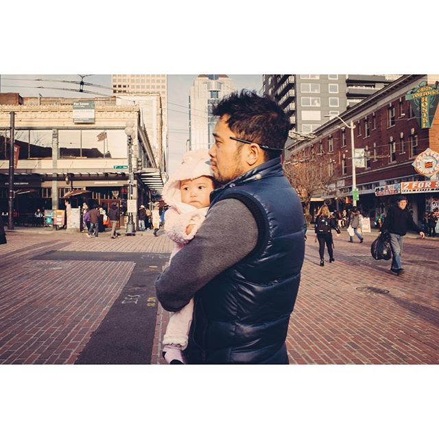 Working on my street game #seattle #pnw #afterworkwalks #igers_seattle