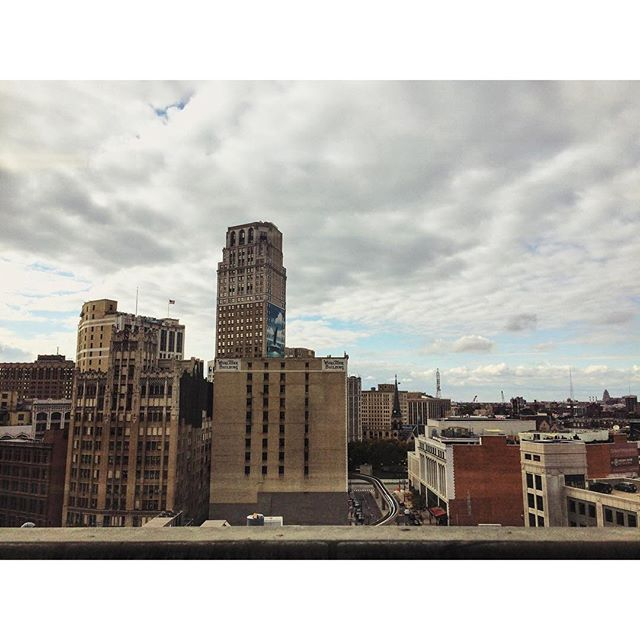 Missing home a lot lately #latergram #detroit