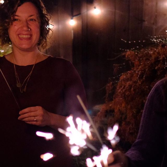 Trying out the Stories feature. Happy Diwali! #sparklers #diwaliparty #wife