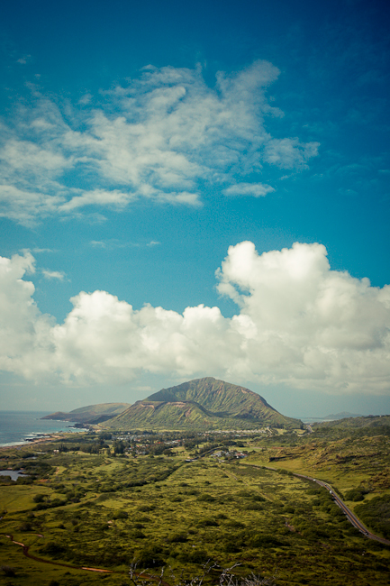 koko head in oahu